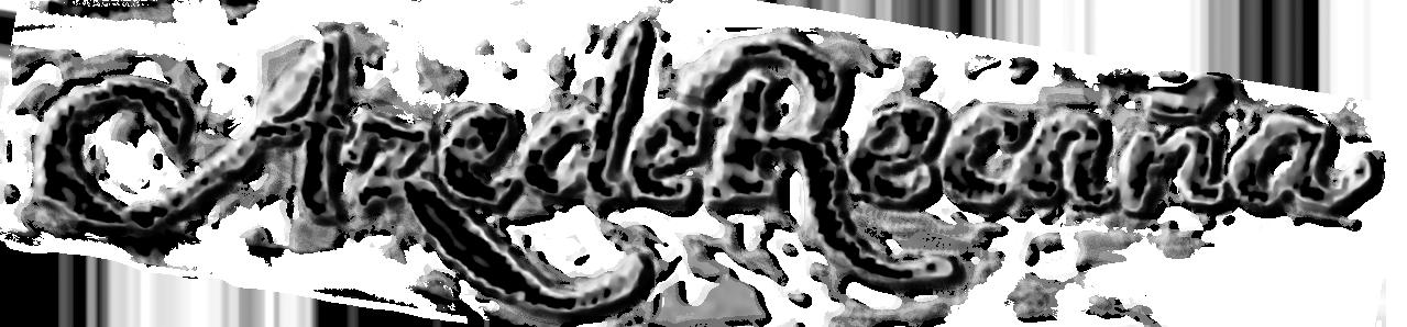 caligrafía de la acequia rascaña